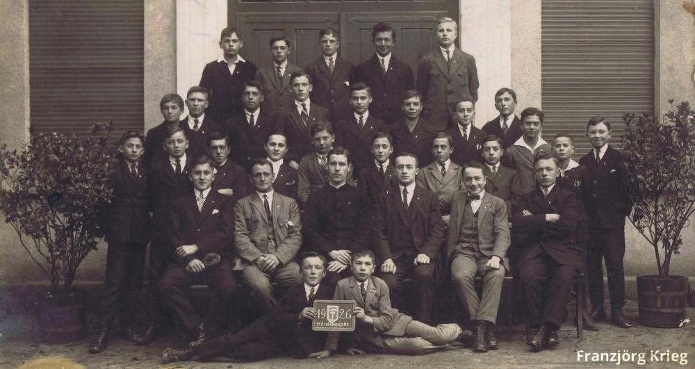 Jungmännerverein 1926